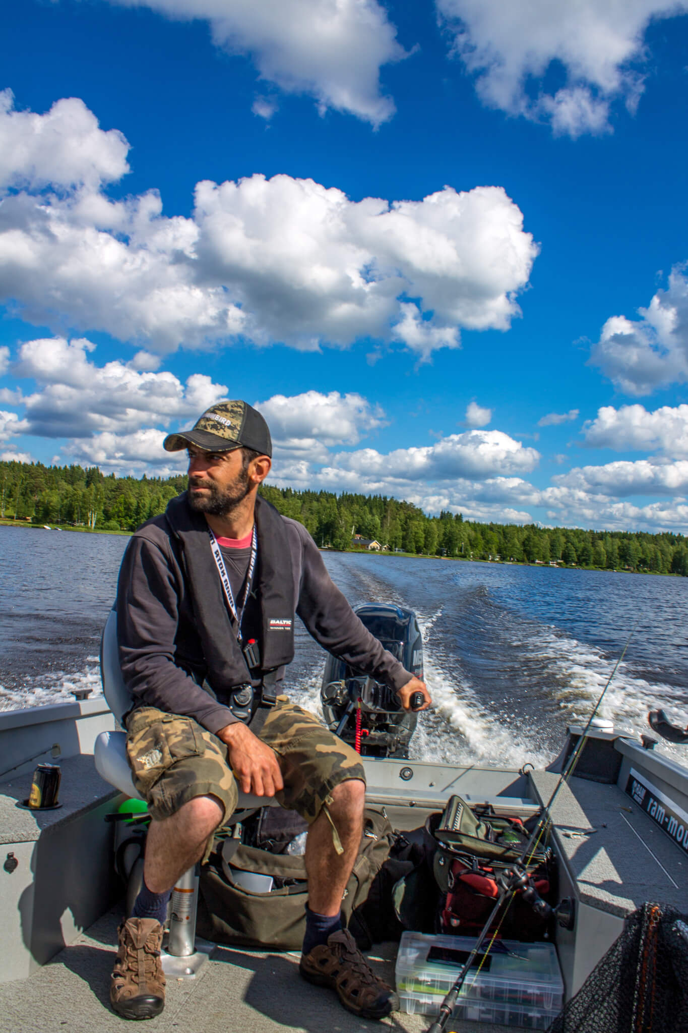 Fishing guide henrik olsson fishing in for Swedish fish in sweden