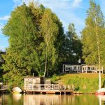 Fishing Vacation in Sweden - Lakeside Cottage
