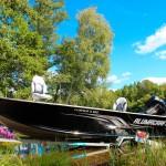 boat alumacraft lunker from WestGear AB