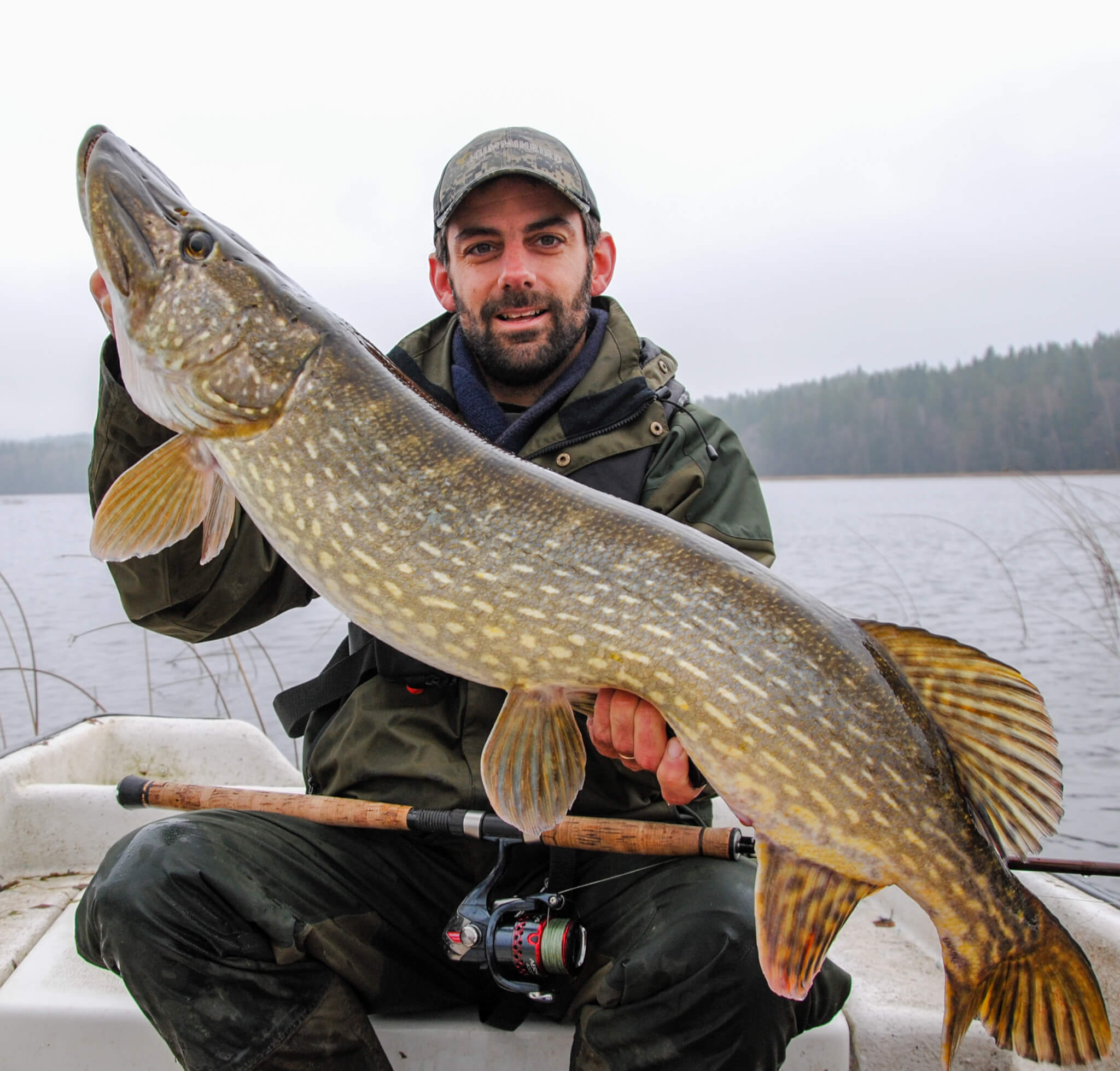 Sweden Pike Fishing