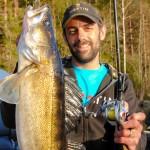 Zander Fishing in Sweden with Westin Gear.