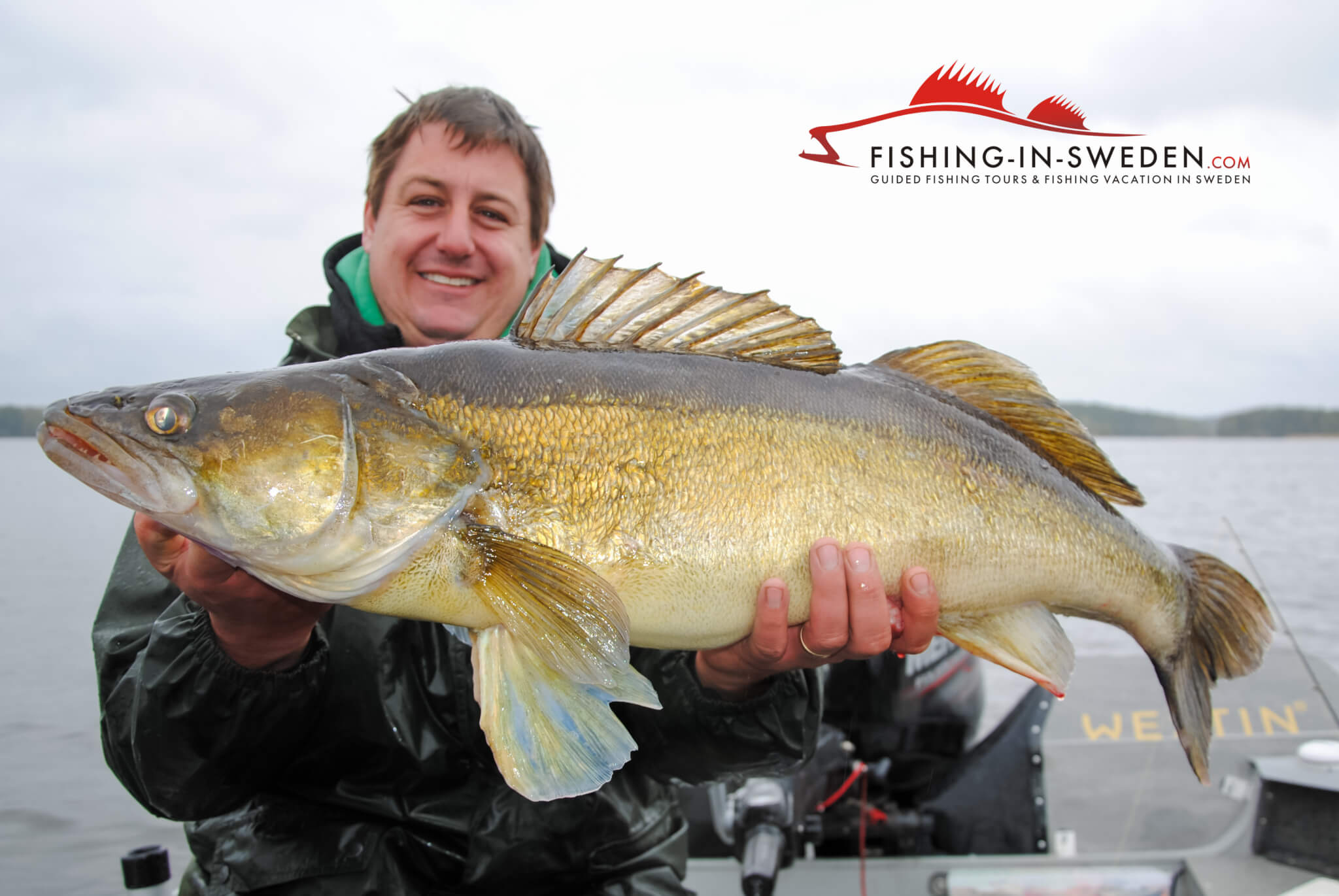 Ice Fishing in Sweden for Pike, Zander & Perch - Fishing-in