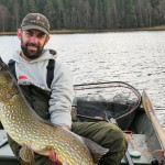 A pike from Sweden.