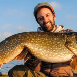 Pike Fishing Sweden