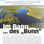 Angelurlaub Schweden - Zander Angeln am See Bunn
