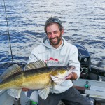 Zander Fishing in Sweden: Pelagic Vertical Jigging